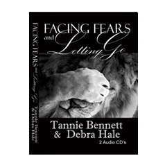 Enjoy facing your fears and letting go in this informative 2 CD set